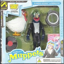 Palisades The Muppet Show Tuxedo Gonzo with Bernice Figure