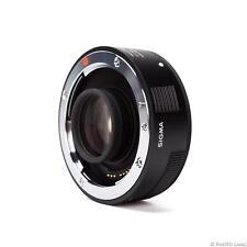Sigma TC-1401 téléconvertisseur 1.4x Canon ef-mount