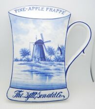 VTG Delft Germany Wall Plaque Advertising The D.J.W Donald Co. Pine-Apple Frappe