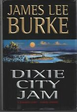 James Lee Burke / Dixie City Jam Signed 1st Edition 1994