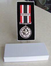 New Empty Full Size Medal Presentation Storage Display Case Box