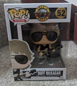 Duff McKagan - Guns N' Roses - Funko Pop! Vinyl Figure - Rocks - VAULTED - RARE