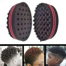 Wave Barber Hair Brush Sponge For Dreads Afro Locs Twist Magic Accessories