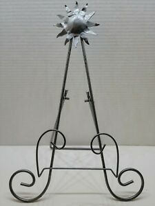 Sunshine Decorative Metal Easel Display Plate Stand Holder Picture Frame Stand
