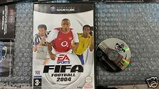 FIFA FOOTBALL 2004 gamecube pal