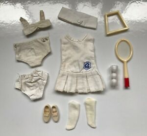 Sindy 1966 Centre Court Ref 12S15 - Complete Outfit