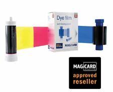 More details for magicard en1 colour printer ribbon for pronto/enduro/rio. 300 prints. ma300ymcko