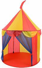 Gran Circo Payaso Pop Up Interior/Exterior Unisex Juego Tienda de jardín Playhouse den
