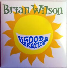 "Brian Wilson - Good Vibrations + 2 - UK - 2004 - 7"" EP - Picture Sleeve - NEW"