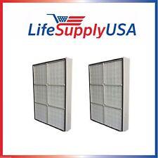 2 Whispure HEPA Air Purifier Filter Fits Whirlpool AP450 AP510 1183054 1183054K