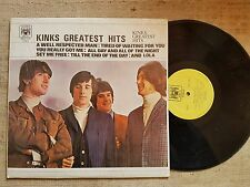 The Kinks – Kinks Greatest Hits Etichetta: Marble Arch Records – MALS 1403 LP