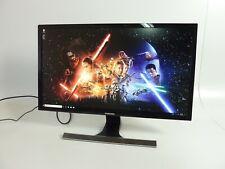 "Samsung - 28"" UE590 Series LED 4K UHD Monitor U28E590DS/ZA - USED Scratches"