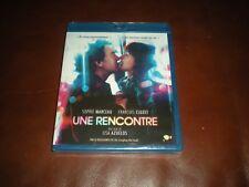 BLU-RAY FILM DE LISA AZUELOS : UNE RENCONTRE - MARCEAU CLUZET NEUF SOUS BLISTER