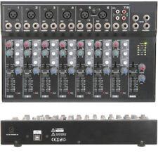 Mezcladores digitales para DJ y espectáculos 6 canales
