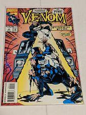 Venom Funeral Pyre #2 September 1993 Marvel Comics Punisher