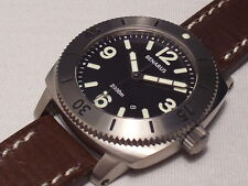 BENARUS MORAY Ti 47 2000M DIVER, TITANIUM, SWISS ETA 2824-2 AUTOMATIC, FULL KIT
