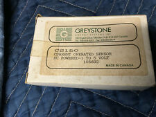 NEW - Greystone CS150 AC Current Sensor, 0 - 5VDC Output