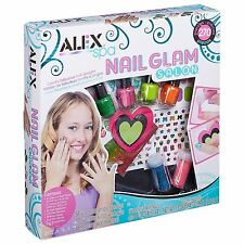 Nail Glam Salon 270 pieces Arts & Crafts by Alex 126N