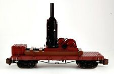 Bachmann G Scale Trains (1:20.3) Log Skidder w Crates 95699