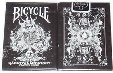 Carte da gioco Bicycle KARNIVAL MIDNIGHT,poker size