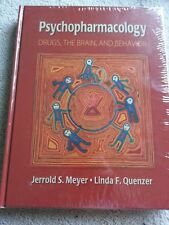 Psychopharmacology by Linda F. Quenzer and Jerrold S. Meyer (2005, Hardcover)