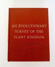 An Evolutionary Survey Of The Plant Kingdom 1966 Hardcover