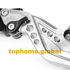 Manetas Freno y Embrague Palancas de Suzuki Bandit GSF650 2005-2012 CNC 06 07 08