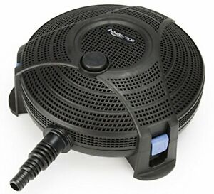 Aquascape Submersible Pond Water Filter | 95110Black small piece of pipe or 3...