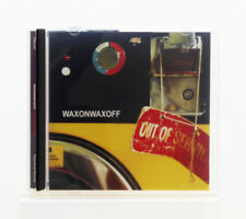 Waxonwaxoff - Out Of Service - Music CD Album - Good Condition