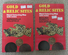 Vintage Gold & Relic Sites - Maps