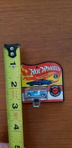 Miniature Hot Wheels Car