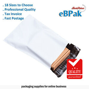 Poly Mailer Plastic Mailing Satchel Parcel Courier Self Sealing Shipping Bag