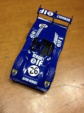 Scalextric Alpine Renault A441 Turbo Beaumont-Lombardi #26 Le Mans 75 Ninco