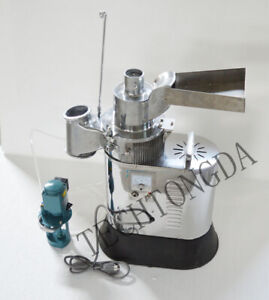 Brand New Electric Hammer Mill Herb Grain Grinder Pulverizer Powder Machine