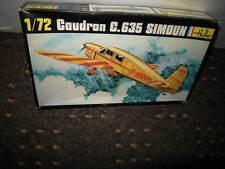 1:72 Heller Caudron C.635 Simoun OVP