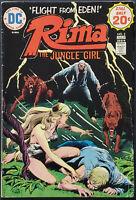 Rima The Jungle Girl #2 / 1974 / FN/VF DC Comics