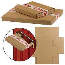 Fort Royal Mail Lettre Large Boîte Carton Emballage Colis Emballage Postal Pip