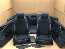 Audi A6 4G RS6 S6 Lederausstattung Leder Sitze Leather S-Line Airbags Seats