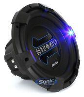 "Hifonics Brutus BRX12D4 12"" Car Audio Subwoofer 900W Peak/450W RMS Sub, 4 Ohm"