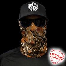 SA CO Salt Armour SA  FOREST CAMO  Face Shield Sun Mask Balaclava  **USA**