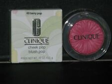 Clinique CHEEK POP Blush 03 BERRY POP .12 oz Full Size 100% Fragrance Free