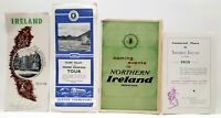 Northern Ireland Ulster Events Tours Attractions Brochures Lot of 4 1959