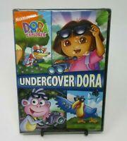 Dora the Explorer - Undercover Dora (DVD, 2008) BRAND NEW
