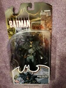 "NEW! DC Direct. BATMAN : THE RETURN OF BRUCE WAYNE 7"" Figure. Batman :Wild West"