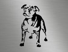 Staffie Dog Staffordshire Bull Terrier Car Window Vinyl Sticker Decal Wall Art
