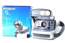 【MINT】POLAROID P-Cam Silver Instant Camera - C09 from Japan ♯59