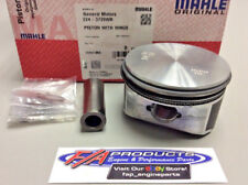 Chevrolet 4.8 5.3 V8 LS Engines Flat Top Piston And Ring Kit MAHLE 224-3729WR