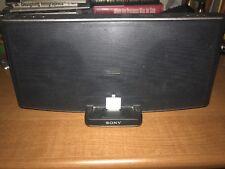 Sony RDP-X200iP Bluetooth Wireless Speaker Apple 30-Pin iPad/iPod/iPhone Dock