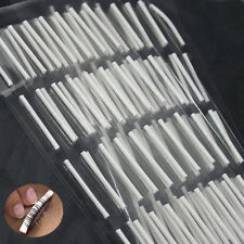 128 Pcs Small Size Sticky Rods For False Eyelash Perming Curlers Curling Perm
