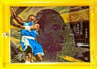 SPx Kobe Bryant Lakers Legend Spectacular Ultra Rare Holofoil Early Year Card 🐍